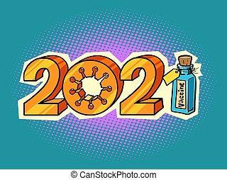 antibodies, coronavirus, 2021, year., vaccin, inoculation, covid19, nouveau