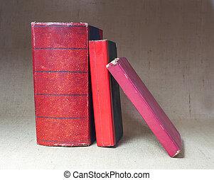 anticaglia, books.