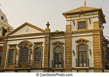 anticaglia, casa, europeo