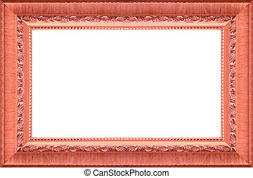 anticaglia, cornice, legno
