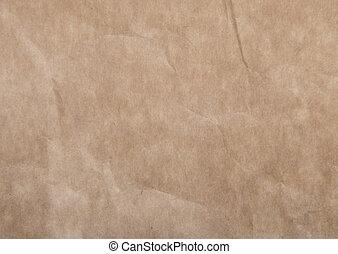anticaglia, fesso, carta, struttura