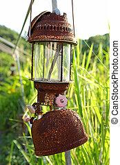 anticaglia, lampada