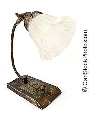 anticaglia, lampada tavola