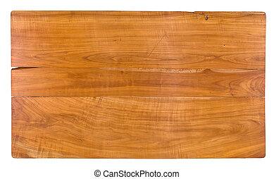 anticaglia, legno, fatto, tabletop, ciliegia