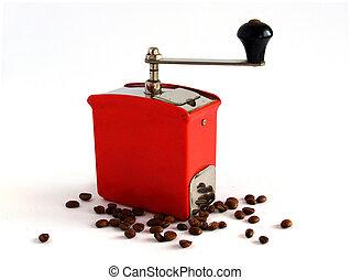 anticaglia, macinatore caffè