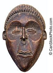 anticaglia, maschera, africano