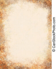 anticaglia, pergamena