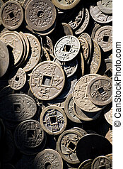anticaglia, soldi, cinese