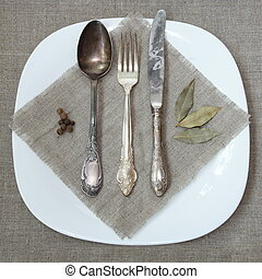 anticaglia, tableware, argento