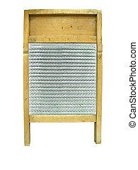 anticaglia, vetro, washboard