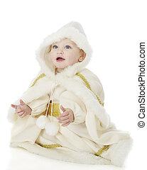 Anticipating Snow Princess