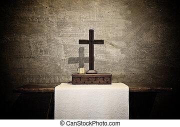 antico, altare