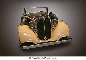 antico, automobile