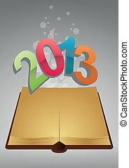 antico, libro, 2013