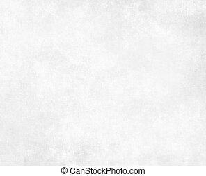 antico, portato, carta, fondo, bianco, pergamena