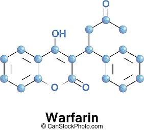 anticoagulant, thinner, warfarin, blod