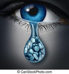 antidépresseur, médecine
