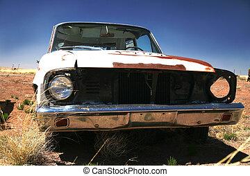 antieke , amerikaan, auto