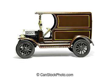 antieke auto