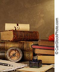 antieke , boekjes