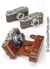 antieke camera