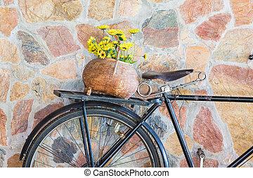 antieke , fiets