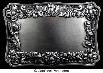 antieke , fotolijst, zilver