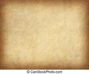 antieke , gebarsten, papier, textuur