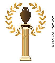 antieke , griekse , symbolen