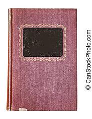 antieke , langzaam verdwenen, boek
