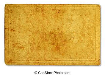 antieke , papier, textuur