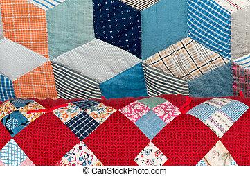 antieke , quilts