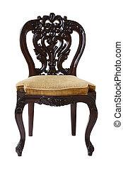 antieke , stoel