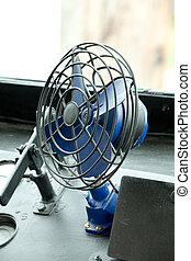antieke , ventilator