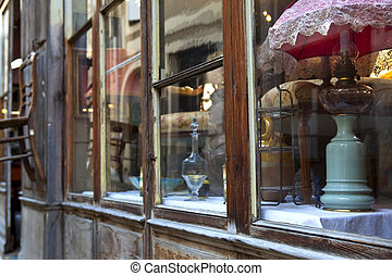 antieke winkel