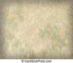 antigüedad, agrietado, papel, textura