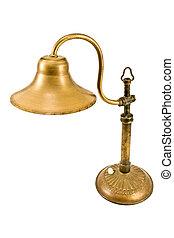 antigüedad, lámparade mesa