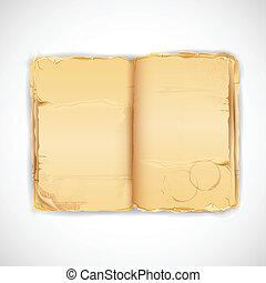 antigüedad, libro