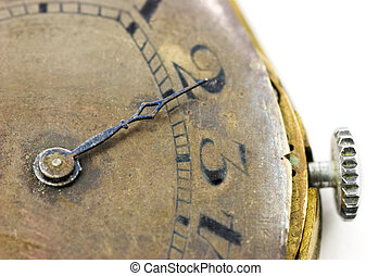 antigüedad, reloj de pulsera