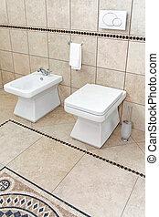 antigüidade, banheiro
