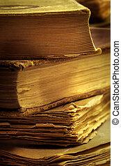 antiga, livro