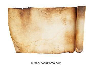 antiga, manuscrito