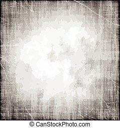 antigas, abstratos, textura, papel, fundo, grunge, branca