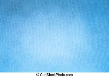 antigas, azul, papel, textura, (horizontal)