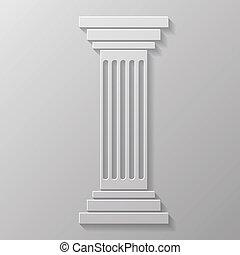 antigas, coluna