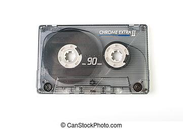 antigas, fita cassete