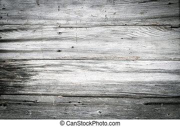 antigas, fundo, cinzento, madeira
