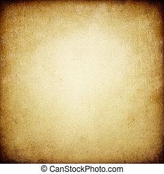 antigas, image., espaço, texto, paper., textura, vindima, queimado, ou
