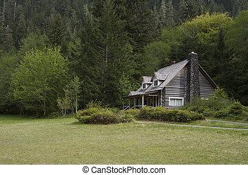 antigas, lado montanha, cabine registro