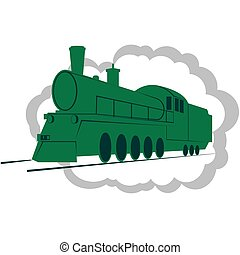 antigas, locomotive-1